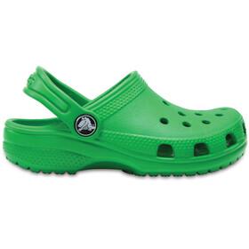 Crocs Classic Sandalen Kinderen groen
